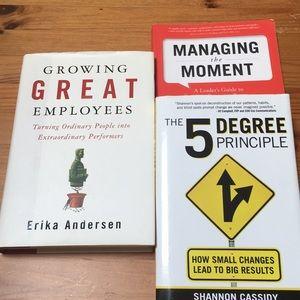 Book Bundle- Management